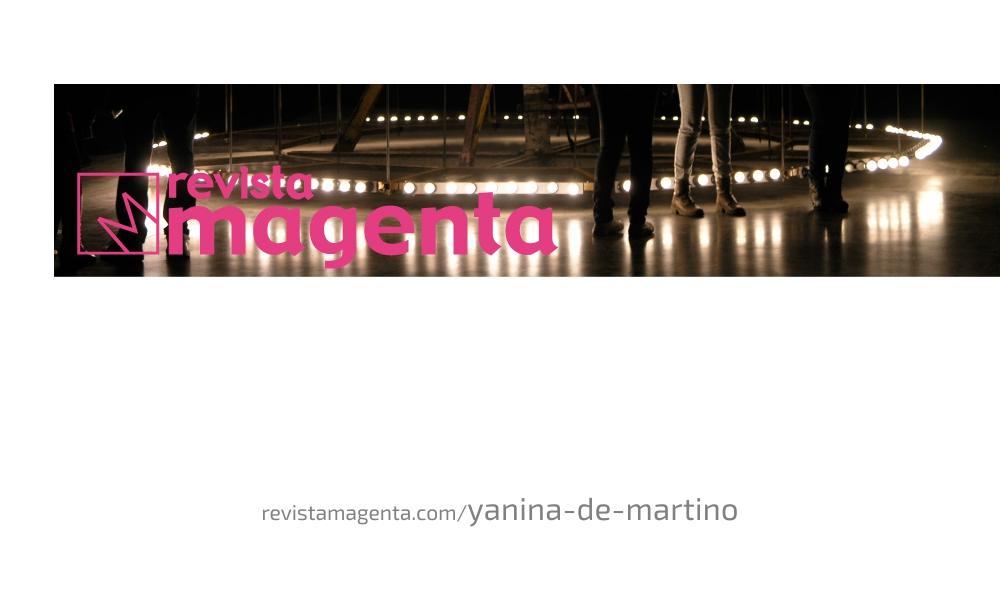 Nota Revista Magenta
