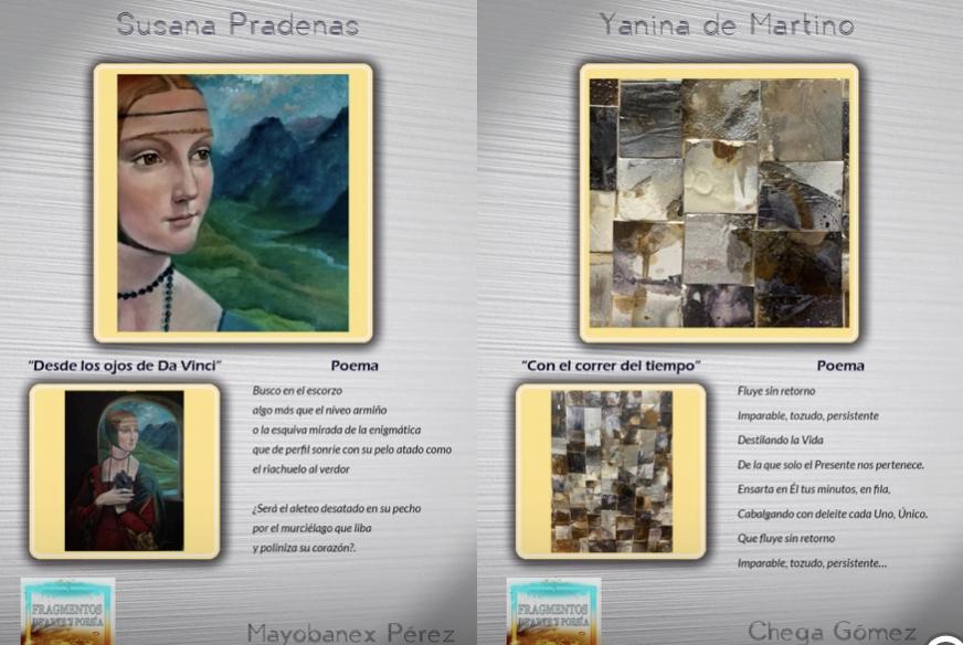 Fragmentos de Arte y Poesía