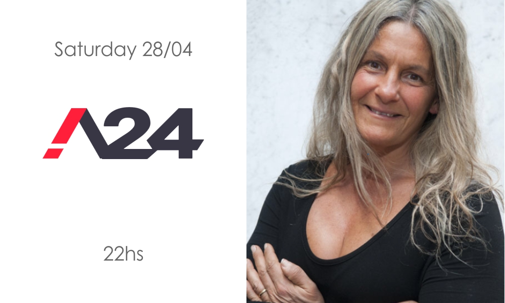 A24 TV - 22hs