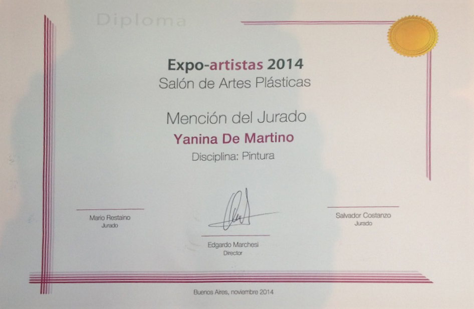 Expo Artistas 2014