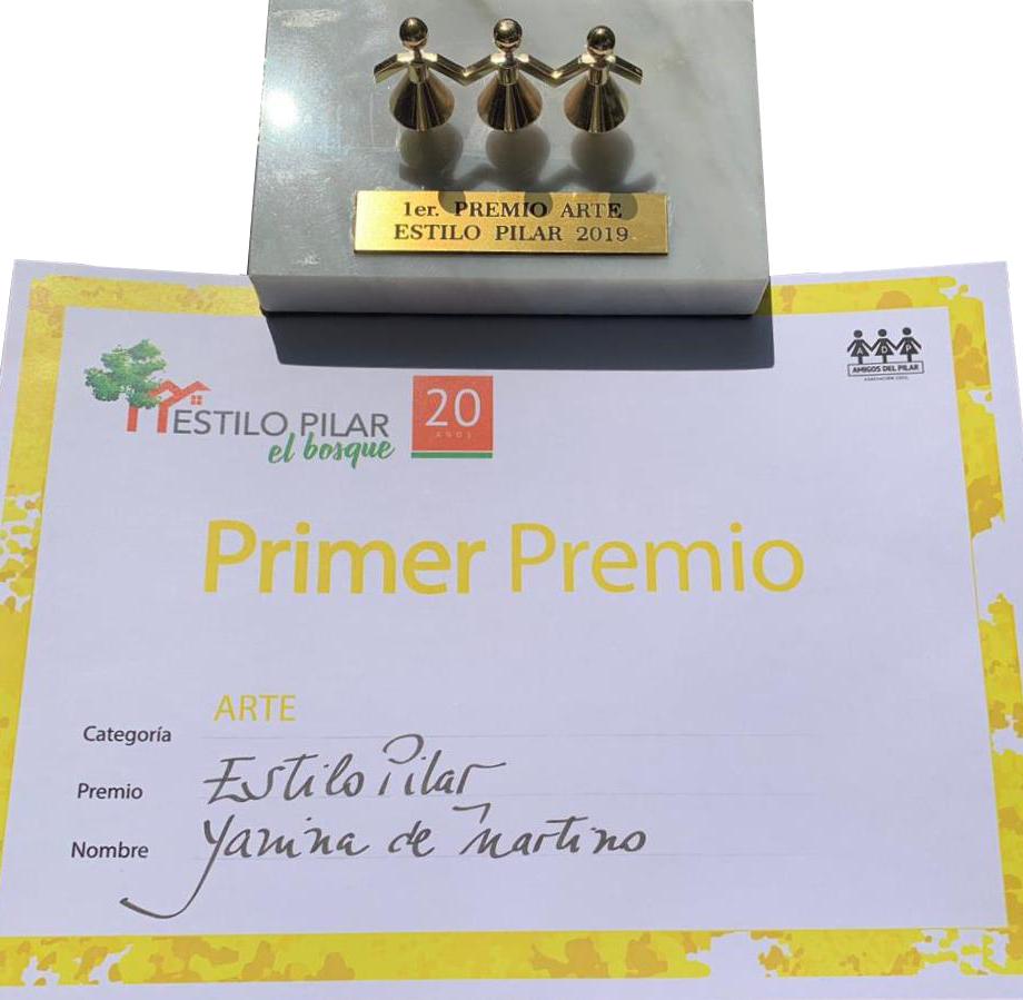 Primer premio Espacio Pilar